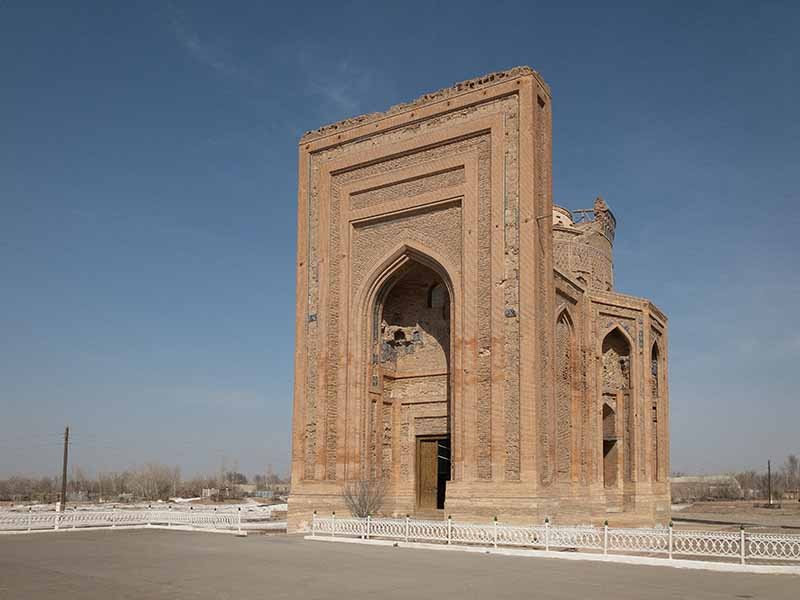 Tura-Beg-Chanum-Mausoleum